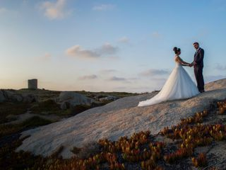 Le mariage de Latifa et Mohamed