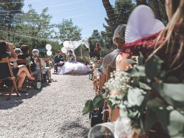 Le mariage de Thibault et Cécile à Simiane-Collongue, Bouches-du-Rhône 14