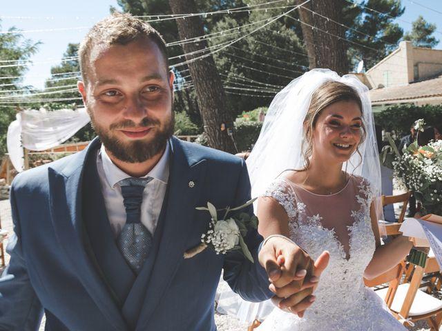 Le mariage de Thibault et Cécile à Simiane-Collongue, Bouches-du-Rhône 18