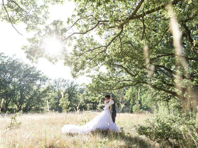 Le mariage de Cécile et Thibault