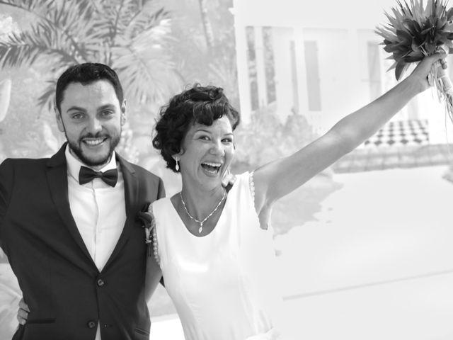 Le mariage de Joseph et Marie à Saint-Pierre, La Réunion 3