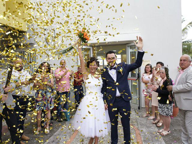 Le mariage de Joseph et Marie à Saint-Pierre, La Réunion 4