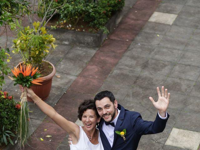 Le mariage de Joseph et Marie à Saint-Pierre, La Réunion 5