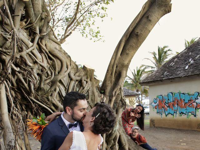 Le mariage de Joseph et Marie à Saint-Pierre, La Réunion 6