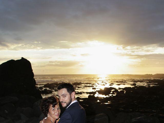 Le mariage de Joseph et Marie à Saint-Pierre, La Réunion 1