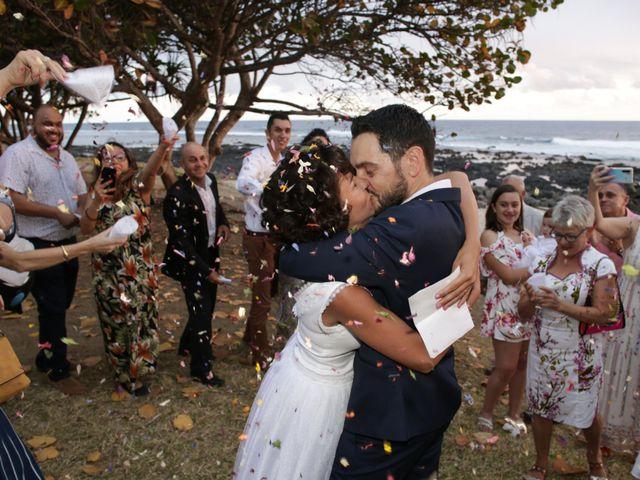 Le mariage de Joseph et Marie à Saint-Pierre, La Réunion 12