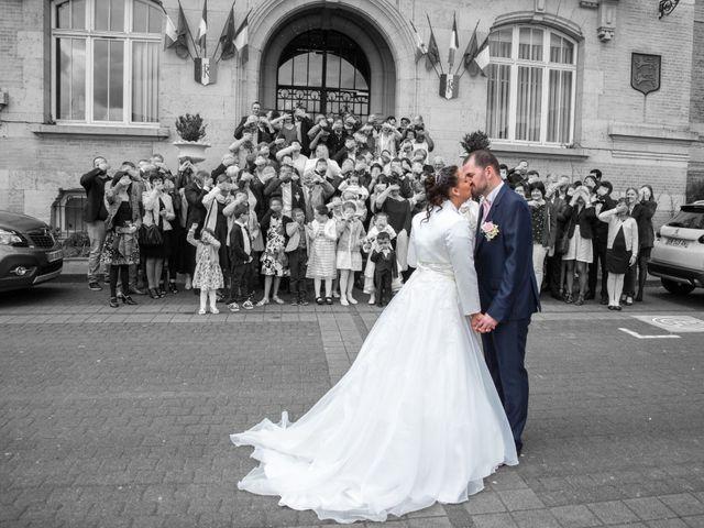Le mariage de Benjamin et Élodie à Barentin, Seine-Maritime 2