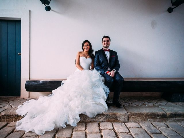 Le mariage de Elisa et Hadrien