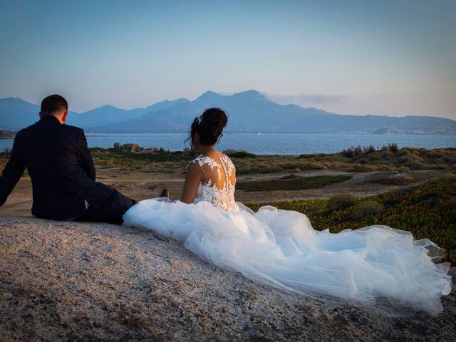 Le mariage de Mohamed et Latifa à Monticello, Corse 2