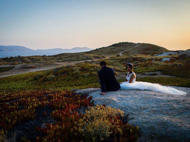 Le mariage de Mohamed et Latifa à Monticello, Corse 9