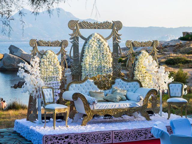 Le mariage de Mohamed et Latifa à Monticello, Corse 11