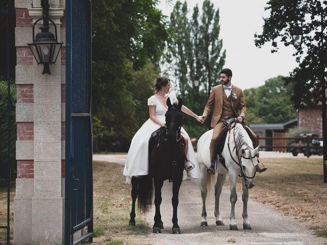 Le mariage de Andy et Mélanie à Milly-la-Forêt, Essonne 2
