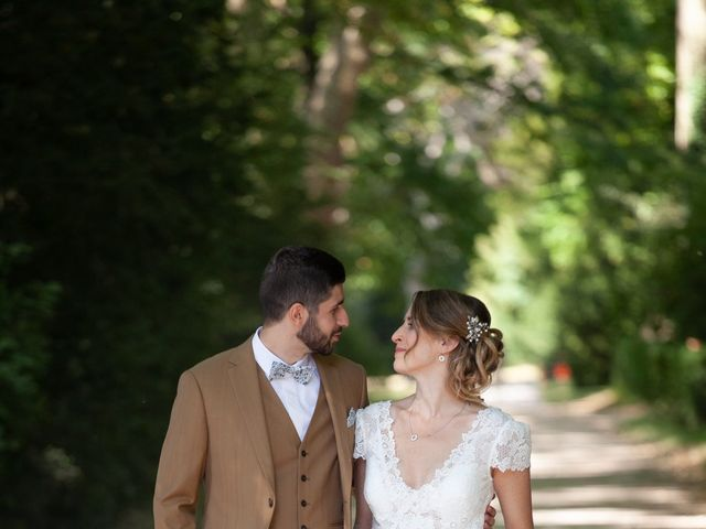 Le mariage de Andy et Mélanie à Milly-la-Forêt, Essonne 3