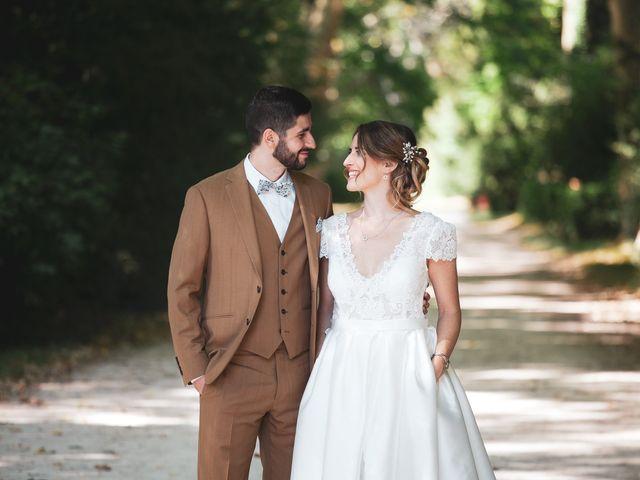 Le mariage de Andy et Mélanie à Milly-la-Forêt, Essonne 4