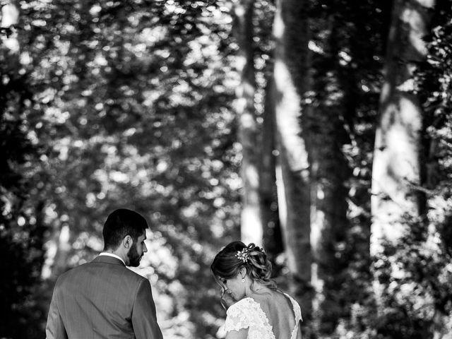 Le mariage de Andy et Mélanie à Milly-la-Forêt, Essonne 6