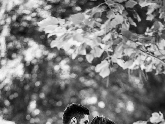 Le mariage de Andy et Mélanie à Milly-la-Forêt, Essonne 7
