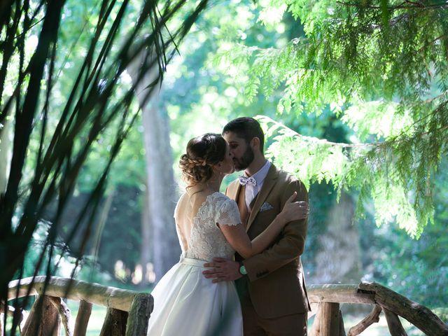 Le mariage de Andy et Mélanie à Milly-la-Forêt, Essonne 8