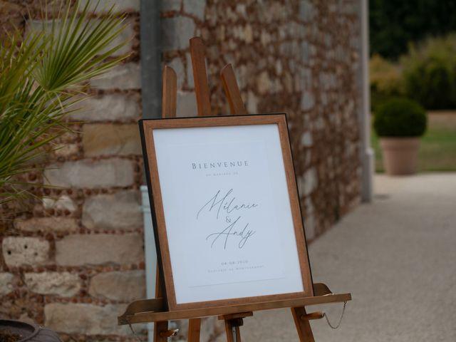 Le mariage de Andy et Mélanie à Milly-la-Forêt, Essonne 9