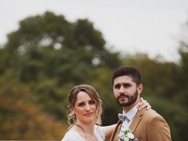 Le mariage de Andy et Mélanie à Milly-la-Forêt, Essonne 11