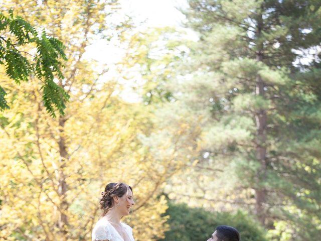 Le mariage de Andy et Mélanie à Milly-la-Forêt, Essonne 13