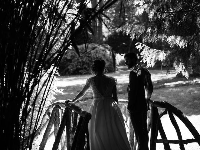 Le mariage de Andy et Mélanie à Milly-la-Forêt, Essonne 14