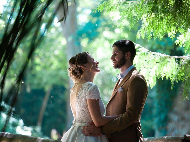 Le mariage de Andy et Mélanie à Milly-la-Forêt, Essonne 15