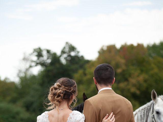 Le mariage de Andy et Mélanie à Milly-la-Forêt, Essonne 16