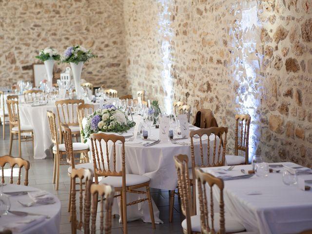 Le mariage de Andy et Mélanie à Milly-la-Forêt, Essonne 17