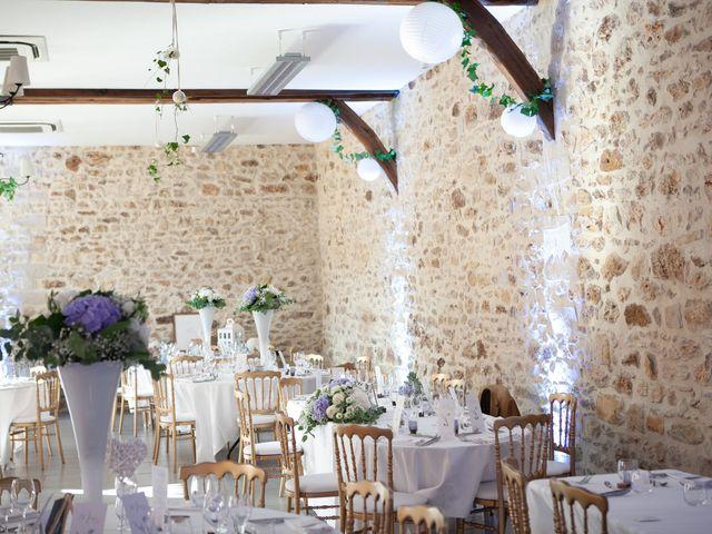 Le mariage de Andy et Mélanie à Milly-la-Forêt, Essonne 18