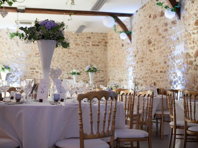 Le mariage de Andy et Mélanie à Milly-la-Forêt, Essonne 19