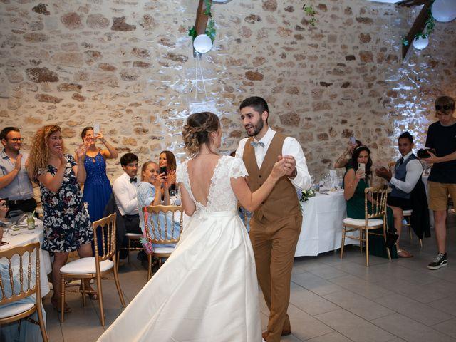 Le mariage de Andy et Mélanie à Milly-la-Forêt, Essonne 21