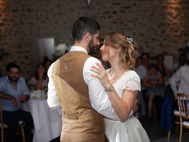 Le mariage de Andy et Mélanie à Milly-la-Forêt, Essonne 23
