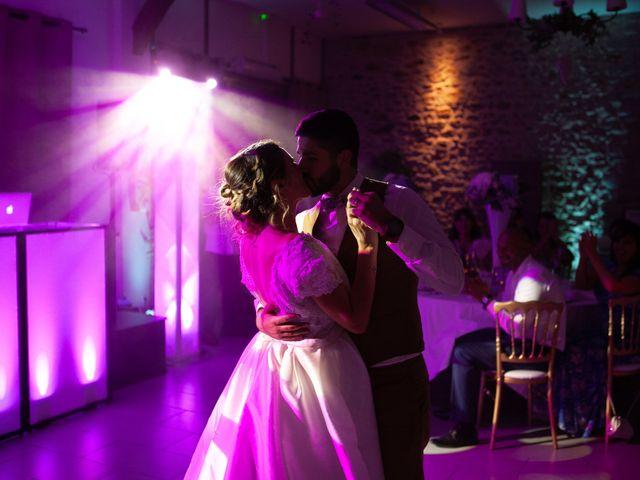 Le mariage de Andy et Mélanie à Milly-la-Forêt, Essonne 25
