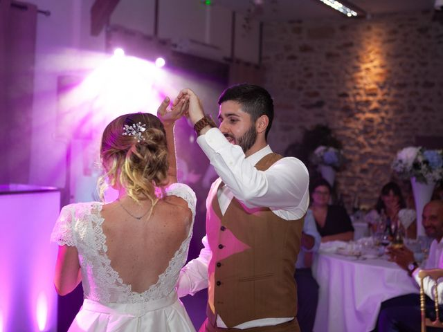 Le mariage de Andy et Mélanie à Milly-la-Forêt, Essonne 26