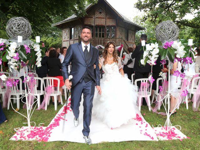 Le mariage de Nicolas et Jessica à Mouzeil, Loire Atlantique 1
