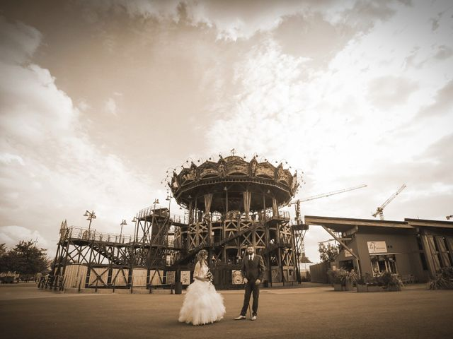 Le mariage de Nicolas et Jessica à Mouzeil, Loire Atlantique 24
