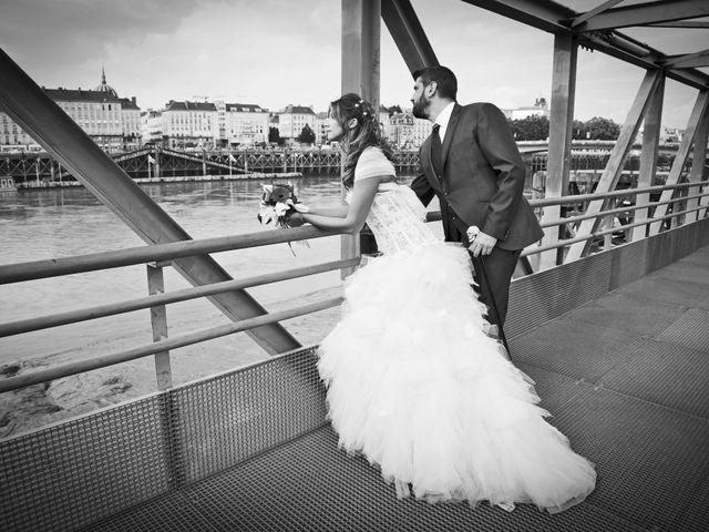 Le mariage de Nicolas et Jessica à Mouzeil, Loire Atlantique 25