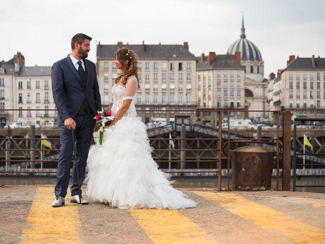 Le mariage de Nicolas et Jessica à Mouzeil, Loire Atlantique 26