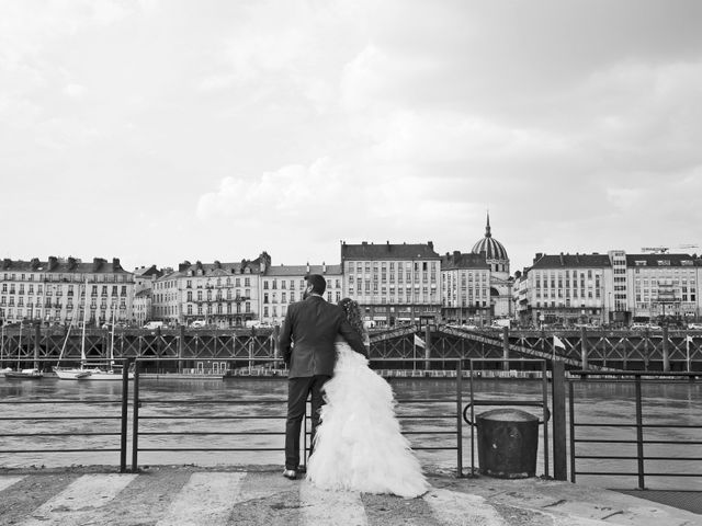 Le mariage de Nicolas et Jessica à Mouzeil, Loire Atlantique 28