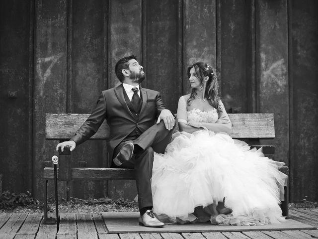 Le mariage de Nicolas et Jessica à Mouzeil, Loire Atlantique 2