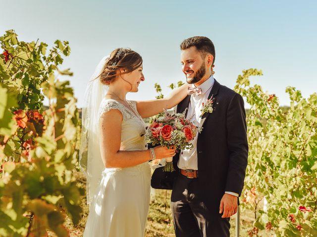 Le mariage de Pauline et François