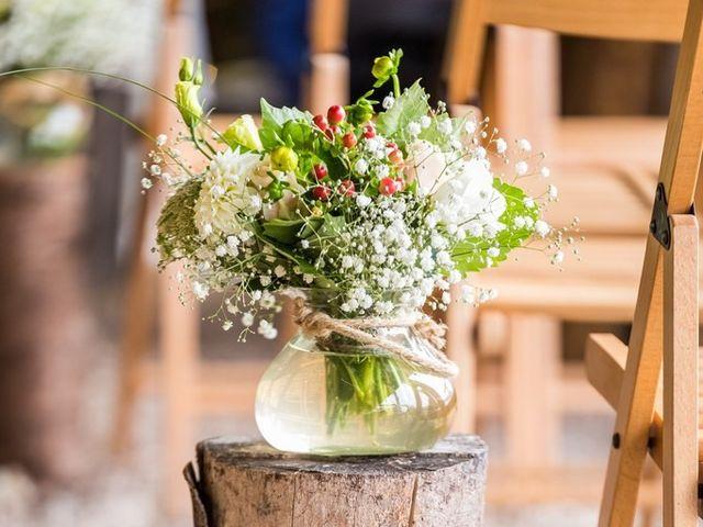 Le mariage de Antoine et Julie à La Bazoge, Sarthe 3