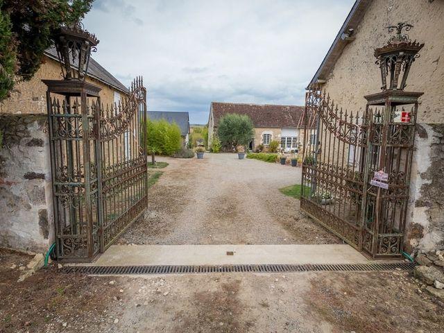Le mariage de Antoine et Julie à La Bazoge, Sarthe 4