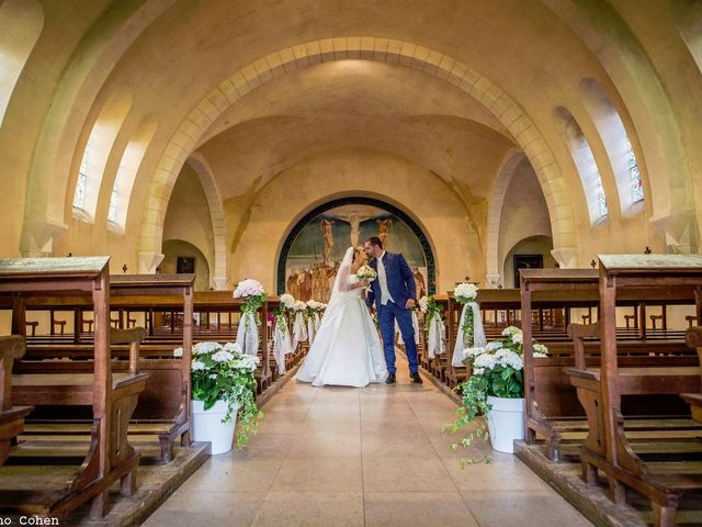 Le mariage de Alexandre et Jessica à Chantilly, Oise 5