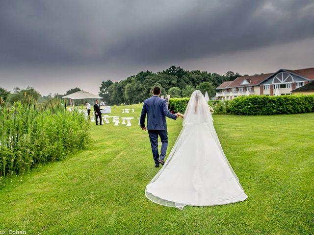 Le mariage de Alexandre et Jessica à Chantilly, Oise 7