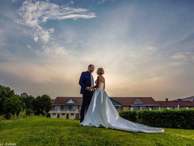 Le mariage de Alexandre et Jessica à Chantilly, Oise 9
