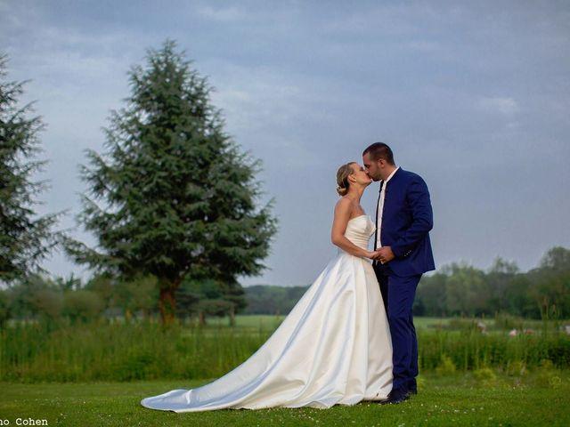 Le mariage de Alexandre et Jessica à Chantilly, Oise 10