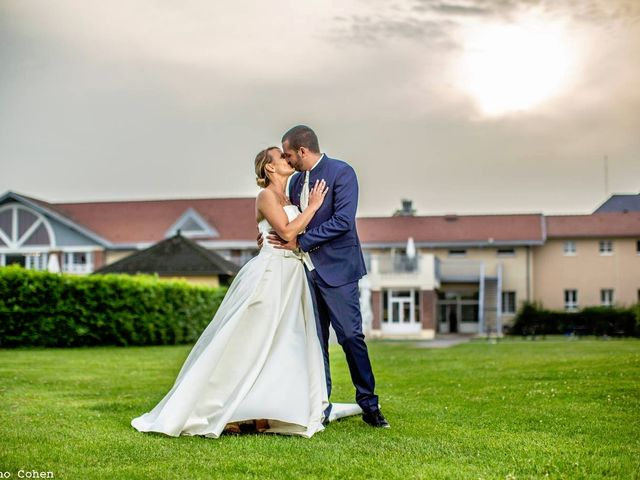 Le mariage de Alexandre et Jessica à Chantilly, Oise 11