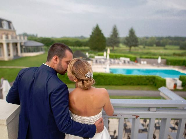 Le mariage de Alexandre et Jessica à Chantilly, Oise 13