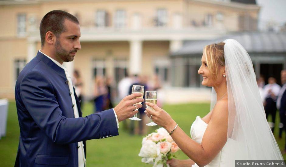 Le mariage de Alexandre et Jessica à Chantilly, Oise
